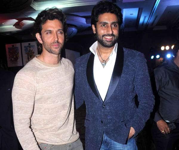 Hrithik Roshan and Abhishek Bachchan are the new Ram-Lakhan!