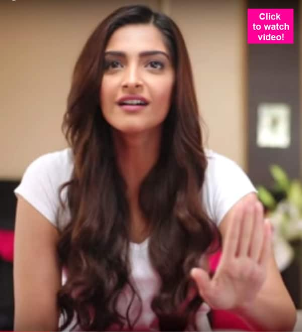 Sonam Kapoor finds break ups liberating and gives some REAL relationship advice! Watch video