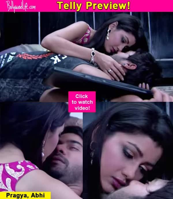 Kumkum Bhagya: Abhi and Pragya fall in love all over again – watch video!