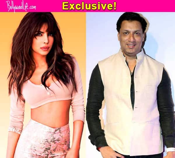 Priyanka Chopra's Madamji NOT shelved, reveals Madhur Bhandarkar!
