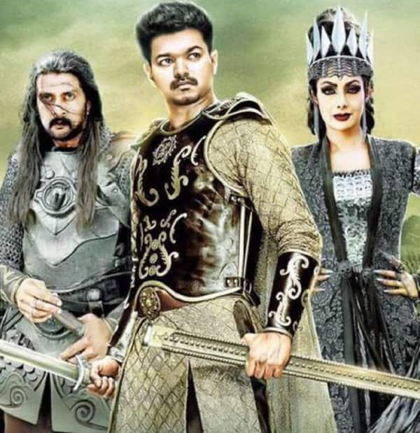 Vijay-Sridevi starrer Puli's VFX work impresses the Censor Board!