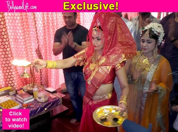 Rakhi Sawant wants Lord Ganesha to FORGIVE Indrani Mukerjea – watchvideo!