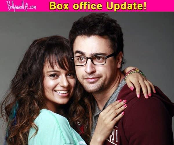 Katti Batti box office collection: Kangana Ranaut – Imran Khan's romantic drama earns Rs 3.31 crore internationally