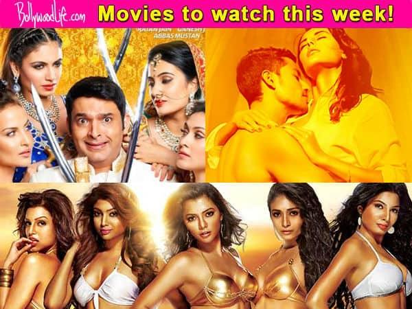 Movies this week: Kis Kisko Pyaar Karoon, Bhaag Johnny, Calender Girls!