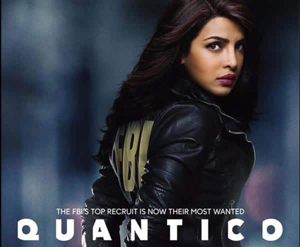 Did you know Priyanka Chopra has not seen her Quantico hoardings yet?
