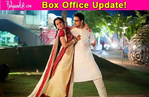 Katti Batti box office collection: This Kangana Ranaut-Imran Khan starrer makes a paltry 1.91 crore on its first Monday!