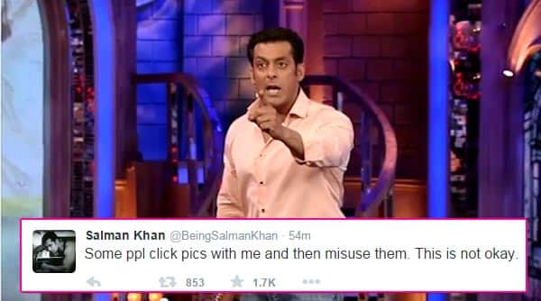 Salman Khan is furious with his fans – find out why!