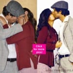 Randeep Hooda and Richa Chadha's SHOCKING KISS at the trailer launch of Main Aur Charles will stump you – watch video!