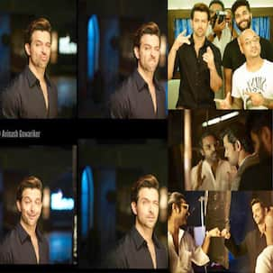 When Hrithik Roshan made faces at the camera and we can't stop GUSHING over them!