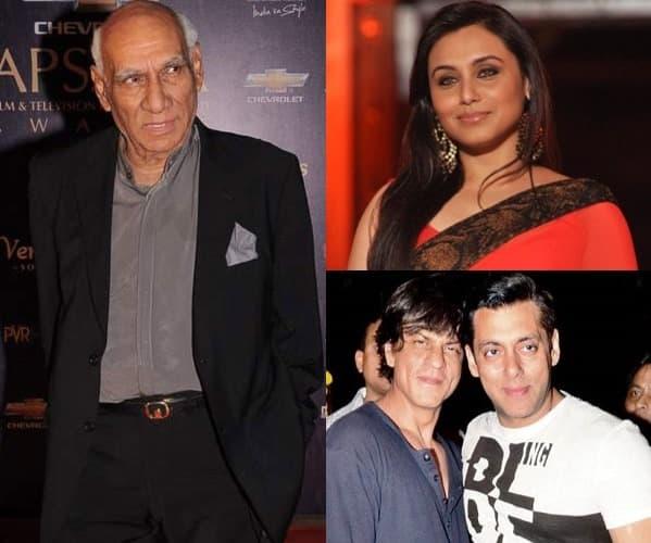 Shah Rukh Khan – Salman film, Rani Mukerji's 'pregnancy' or Salman's Sultan heroines – what will be YRF's special announcement on Yash Chopra's birth anniversary?