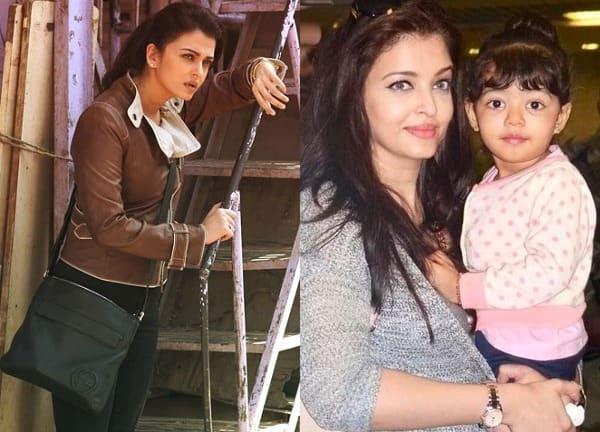 Did you know: Aishwarya Rai Bachchan shot for Jazbaa even when Aaradhya was unwell!