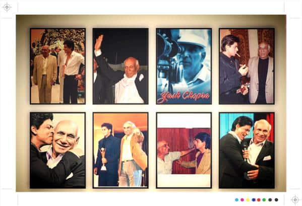 Shah Rukh Khan misses late Yash Chopra on his 83rd birth anniversary!