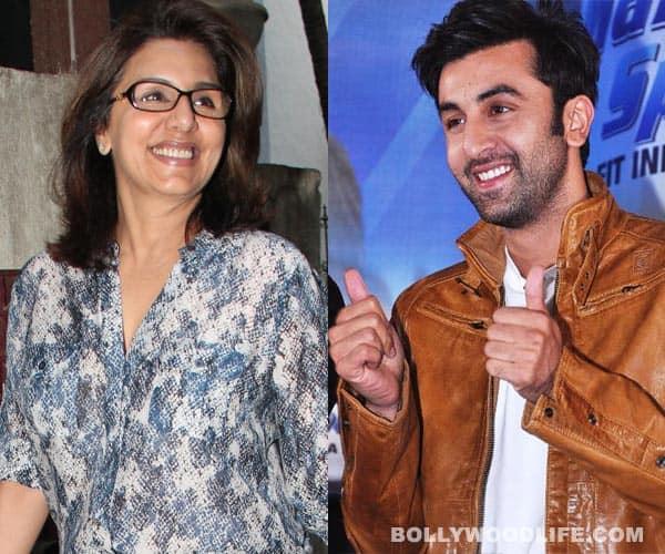Ranbir Kapoor doesn't like presents anymore, reveals mom Neetu Kapoor
