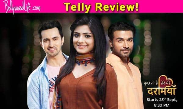 Kuch Toh Hai Tere Mere Darmiyaan TV review: Ekta Kapoor's new show is just another love triangle!