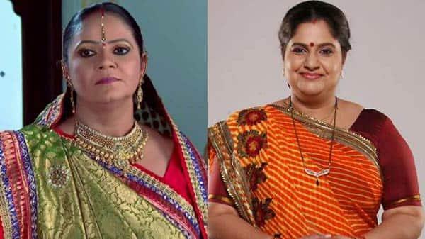 Trouble between Saath Nibhaana Saathiya's Rupal Patel-Vandana Pathak aka Kokila and Gaura?