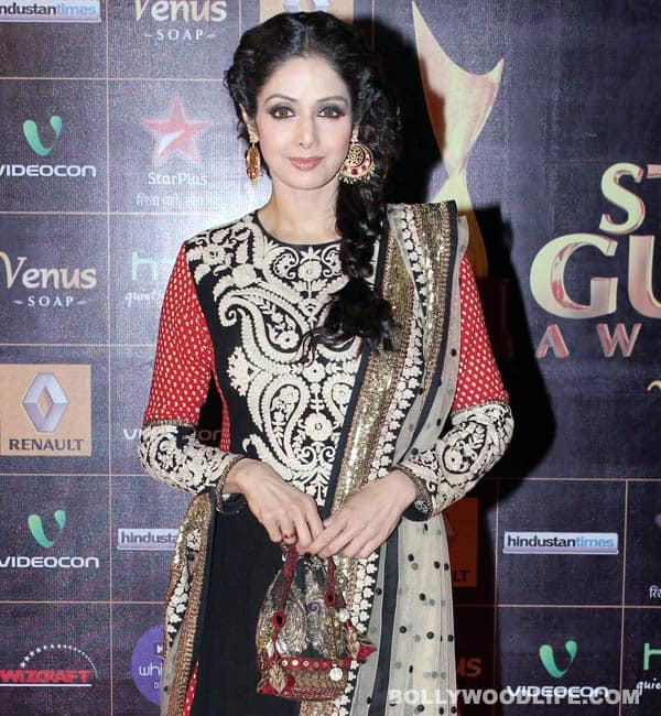 Sridevi on doing Puli: At this age I don't need to go out and work unless something excites me enough