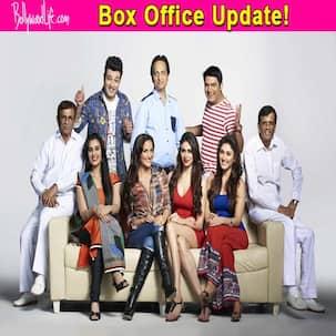 Kis Kisko Pyaar Karoon box office collection: The Kapil Sharma's laugh riot managed 37.12 crore in 5 days!