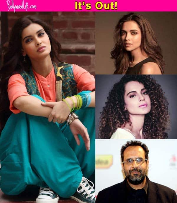 Neither Kangana Ranaut nor Deepika Padukone, Diana Penty in Aanand L Rai's next film!