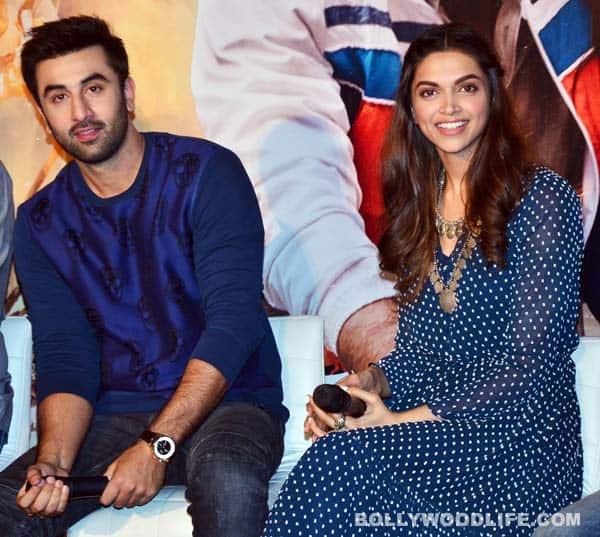 7 moments Ranbir Kapoor and Deepika Padukone shared during ...