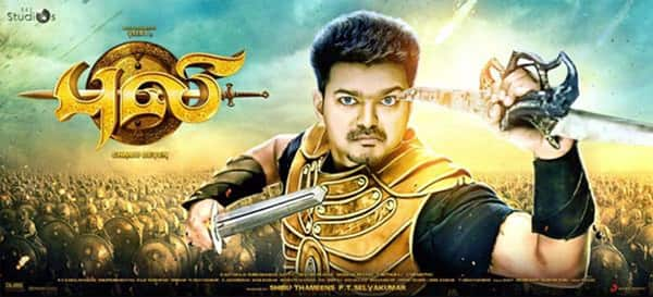 Vijay's Puli all set to roar, release issues resolved!