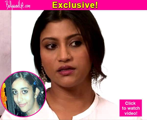 Talvar actress Konkana Sen Sharma shares her judgement on the Aarushi murder case – watch video!