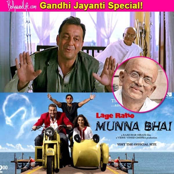 Gandhi Jayanti Special: 5 things Sanjay Dutt's Lage Raho Munnabhai taught us!