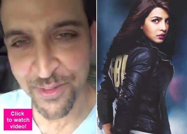 Hrithik Roshan waiting for Quantico while Priyanka Chopra to dash for BajiraoMastani!