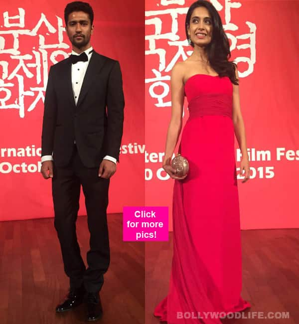 Zubaan team OWNED the red carpet at the Busan International Film Festival 2015 – check out HQ pics!