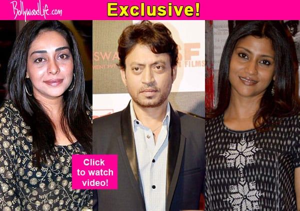 Meghna Gulzar: Irrfan Khan and Konkana Sen Sharma are stars is an added bonus for Talvar – watch video!