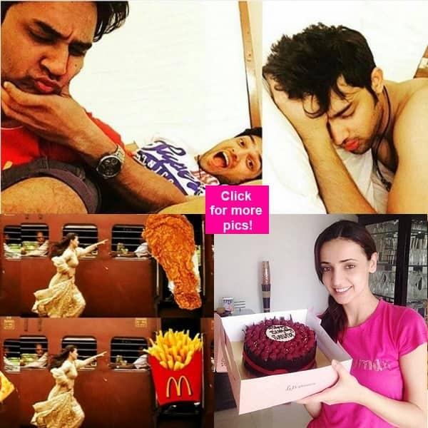 Parth Samthaan, Radhika Madan, Sanaya Irani – 7 best Instagram pics of TV actors this week!