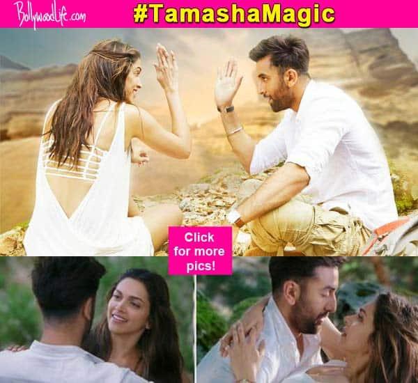 5 stills from Ranbir Kapoor and Deepika Padukone's Tamasha that are ridiculously ROMANTIC!