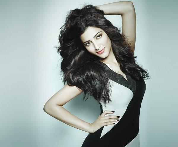Dancercise is Shruti Haasan's fitness mantra!