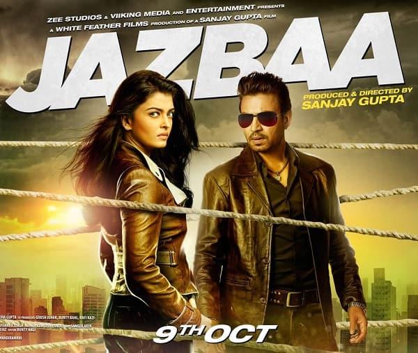 OMG! Aishwarya Rai Bachchan and Irrfan Khan's Jazbaa is now a smartphone!