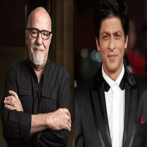 Revealed: Shah Rukh Khan's special gift for Paulo Coelho!