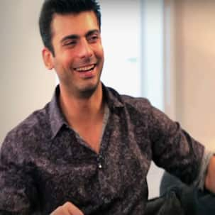 Watch Fawad Khan being hella cute as he talks about his biggest fear in the world!