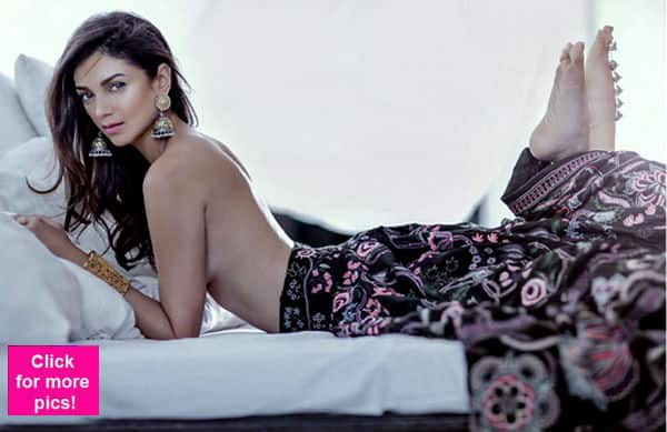 Aditi Rao Hydari just went topless for a magazine cover and its the most beautiful thing you'll see all day!