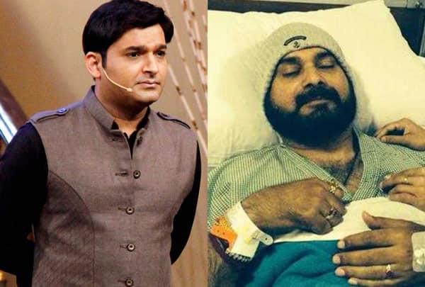 Kapil Sharma wishes Navjot Singh Sidhu a speedy recovery
