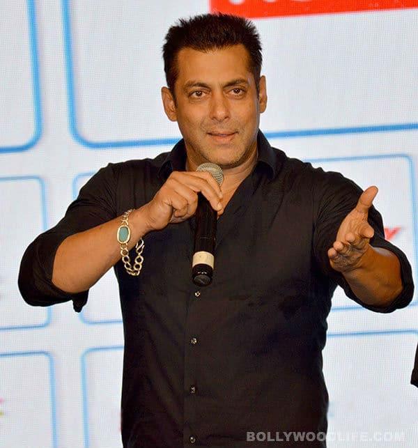 Oh no! Salman Khan robbed at a Bandra nightclub by a group of girls!