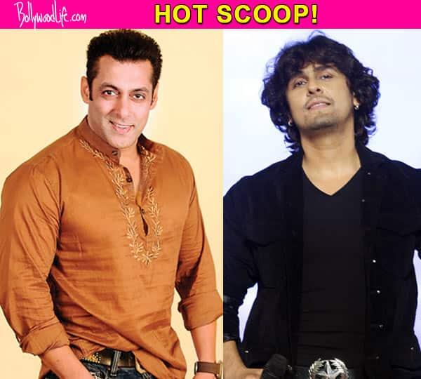 Salman Khan insults Sonu Nigam?