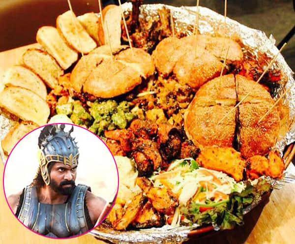 Wanna bulk up like Baahubali's Bhallala Deva? Check out Rana Daggubati's diet for Baahubali 2!
