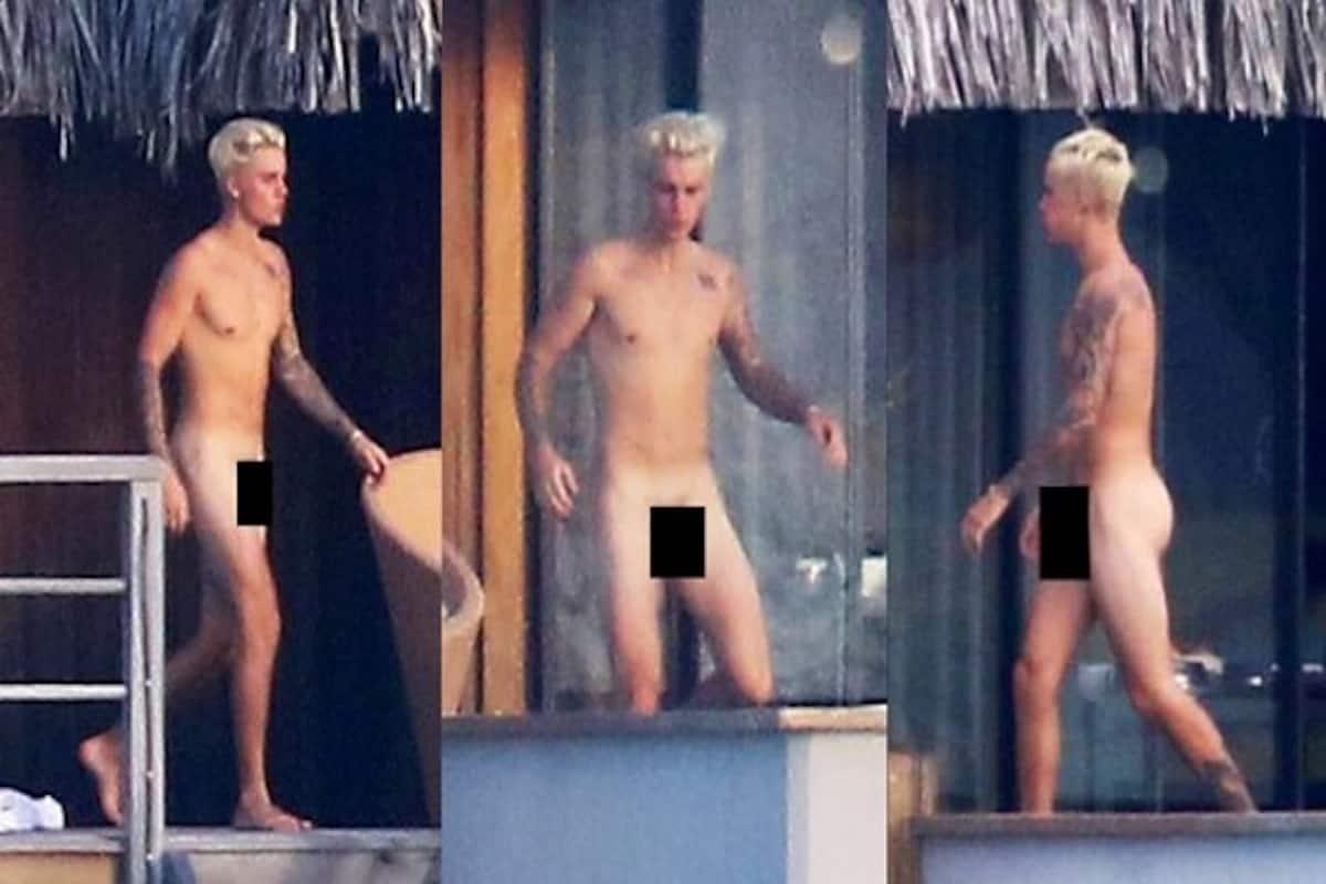 Justin bieber nude uncensored