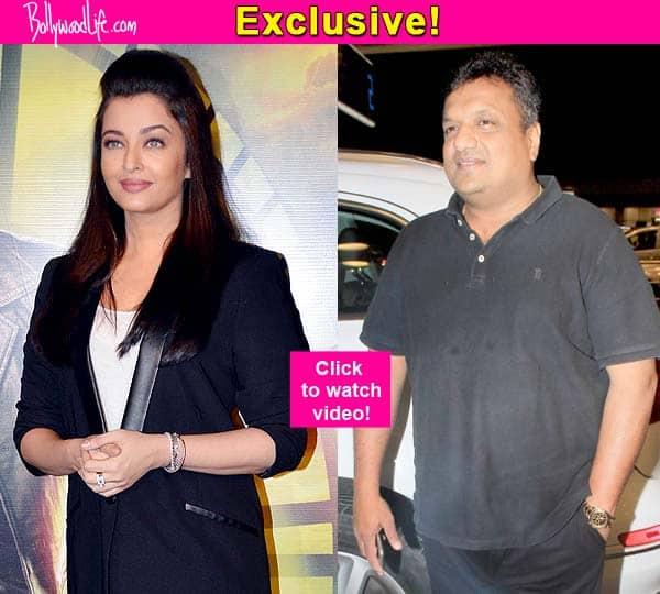 Sanjay Gupta: I kept Aishwarya Rai Bachchan in mind while writing Jazbaa – watch video!