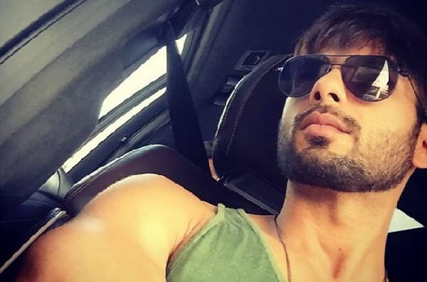 Shahid Kapoor used to be an insomniac!