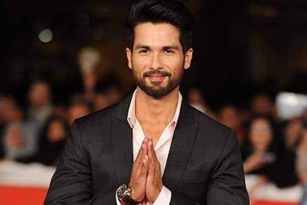 Shahid Kapoor growing a beard for Rangoon!