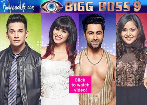 Bigg Boss 9 Sneak Peek: Roopal Tyagi calls her ex Ankit Gera fake; Kishwer Merchantt bitches about Prince!