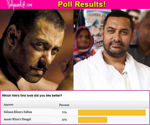 Salman Khan's Sultan first look more impressive than Aamir Khan's ...