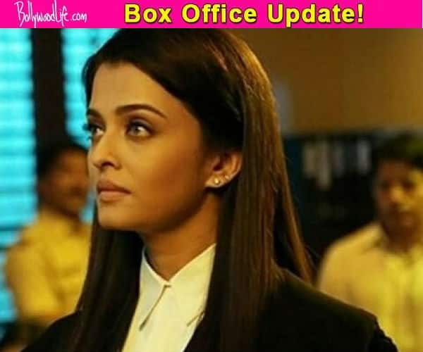 Jazbaa box office collection: Aishwarya Rai Bachchan and Irrfan Khan starrer makes Rs. 2.11 crore on its first Monday!