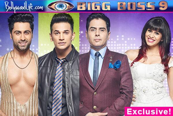 Bigg Boss 9: Prince Narula, Ankit Gera IRRITATED with Aman Verma and Kishwer Merchantt!