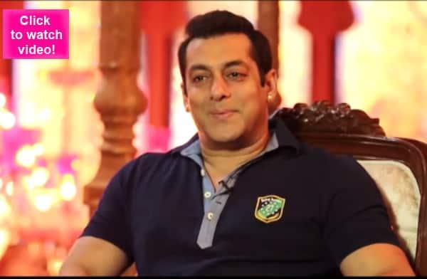 Salman Khan wasn't happy with Prem Ratan Dhan Payo – watch video!