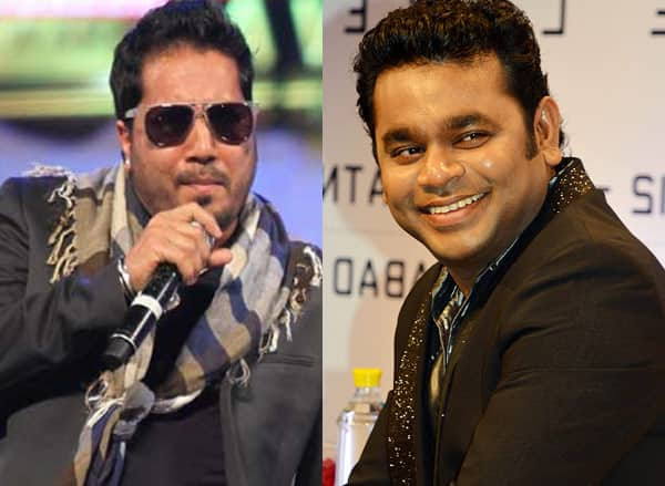 AR Rahman teams up with Mika for Heer Toh Badi Sad Hai!